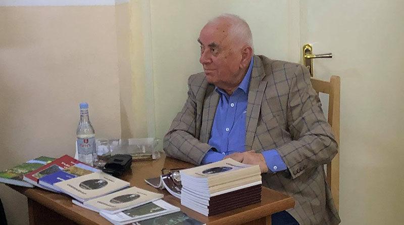 Հանդիպում Ռուբեն Սիմոնյանի հետ